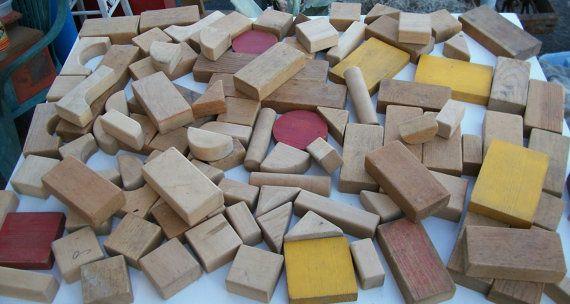 title one preschool wooden blocks circa 1965 title 1 preschool kindergarten 911