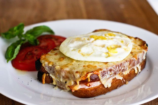 Croque Madame by foodiebride | Yummo Sandwiches for Lunches/Dinners o ...