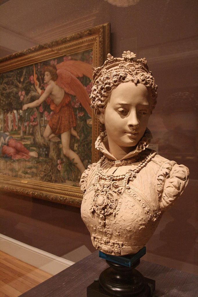 Mary Queen of Scots, Albert-Ernest Carrier-Belleuse