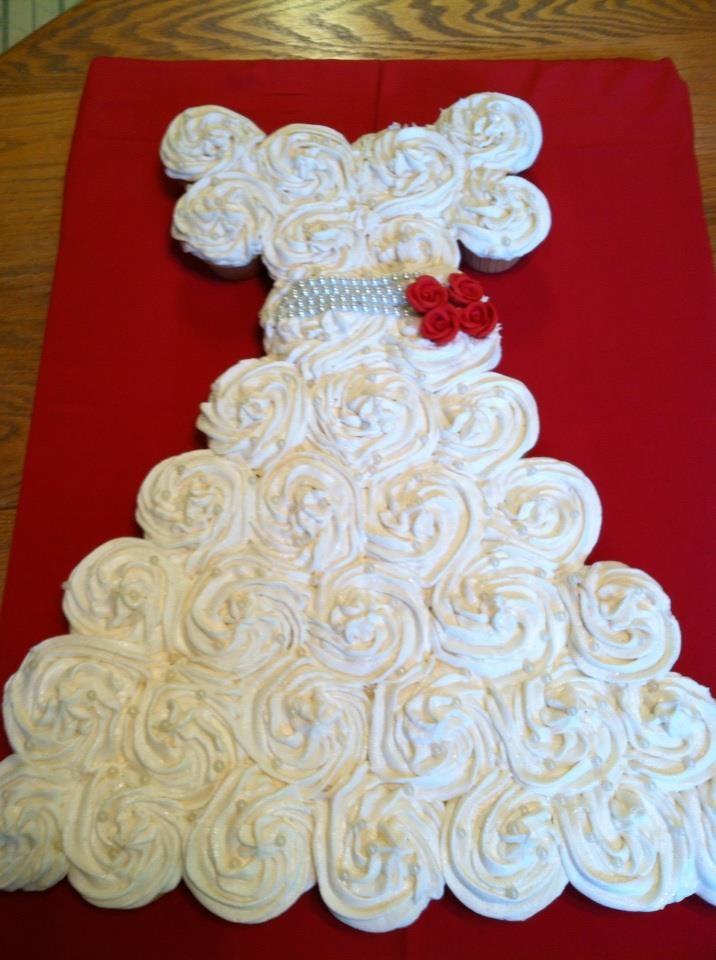 cupcake wedding dresses