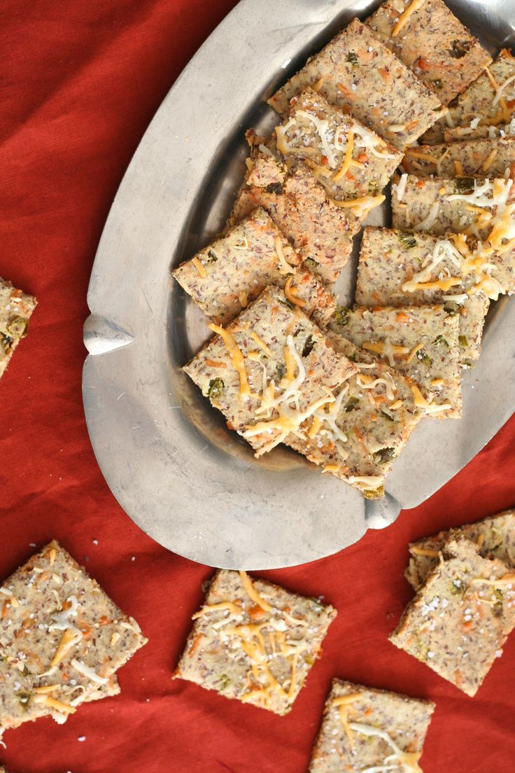 GF Cheddar jalapeño crackers | Yum! Gluten Free Appetizers/Snacks | P ...