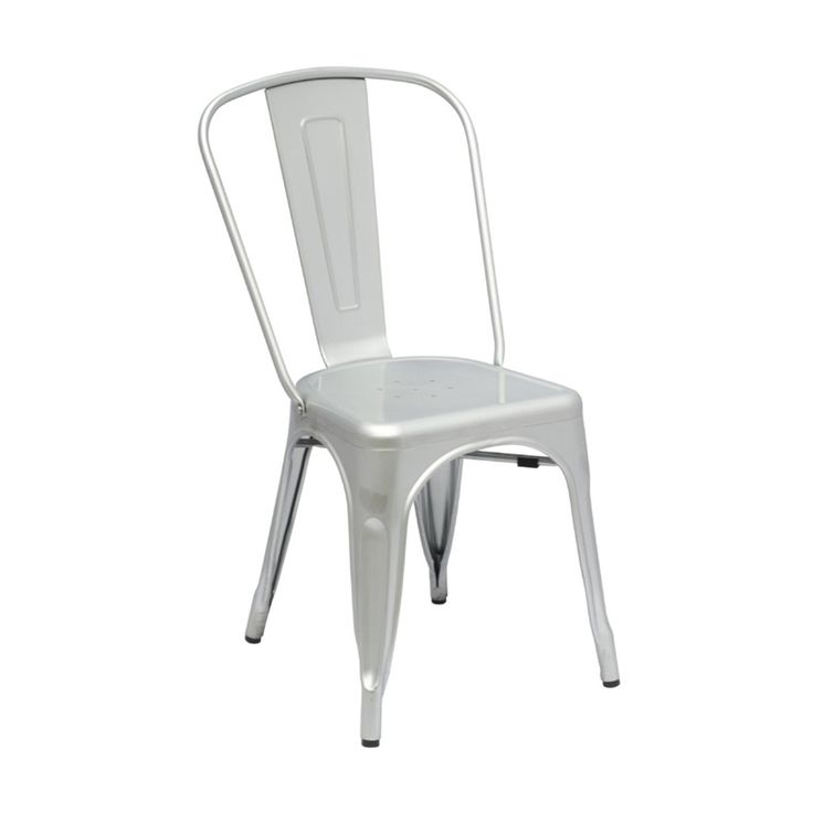 bistro dining chair metal