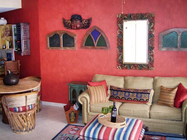 Southwest Living Room Southwest Style Pinterest