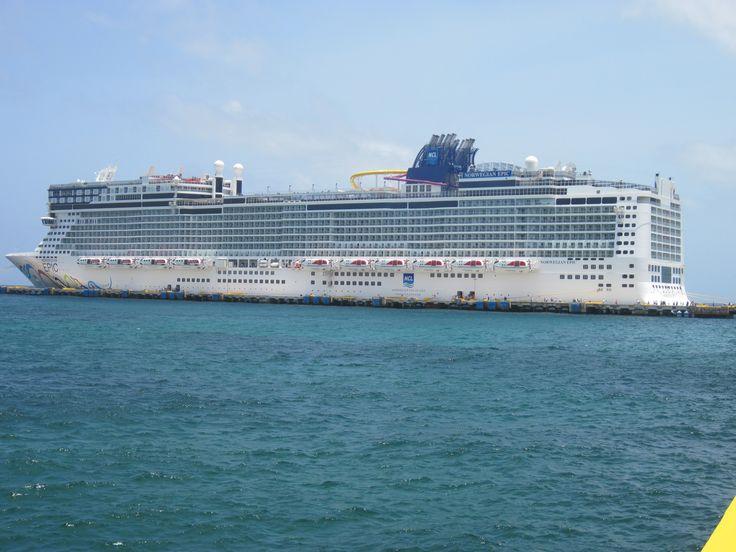 Norwegian Epic Cruise Ship A Photo Essay