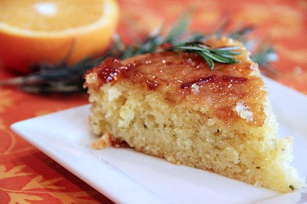 Orange & Olive Oil Cake | Recipes: Gorgeous Food, Part 2 | Pinterest