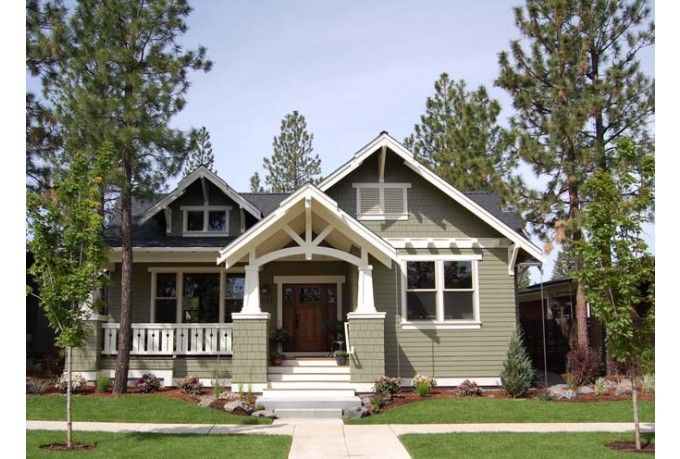 Craftsman home plans with pictures eplans craftsman for Eplans craftsman house plan