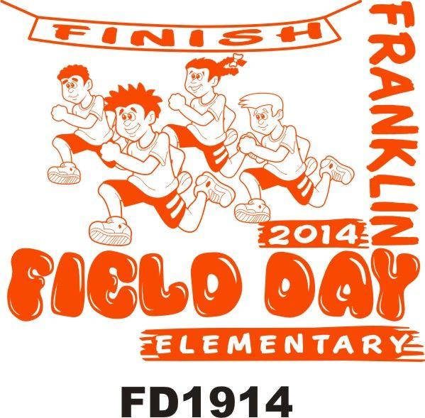 Field Day Shirt Designs