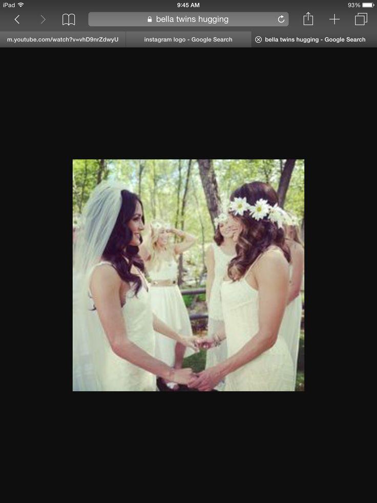 Bella twins wedding