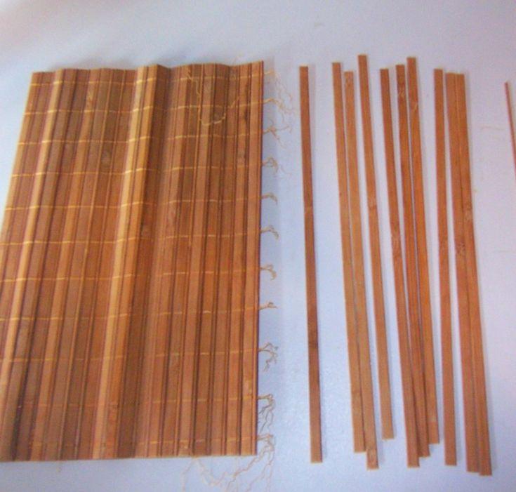 Bamboo Mat To Flooring