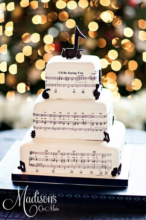 Wedding Cake Love Music