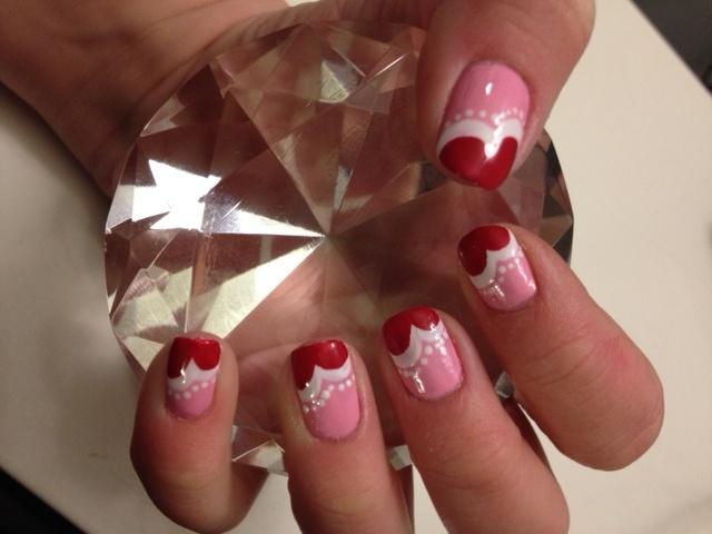 Valentine hearts. Follow me on Instagram #julesmurph