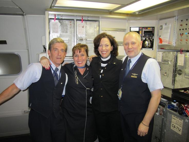 united airlines flight attendants - 128.3KB