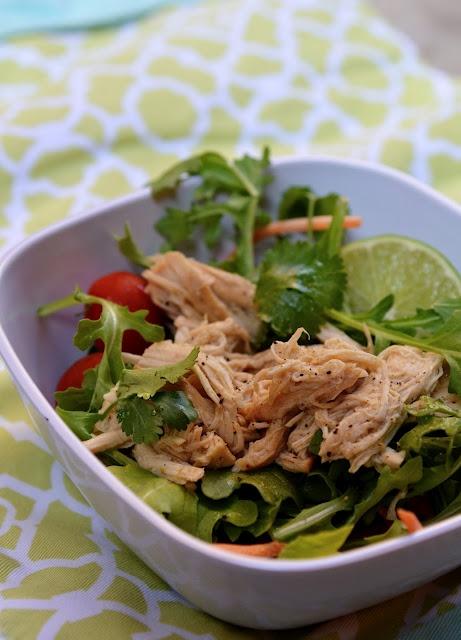 Tomatillo Chicken Salad Recipe