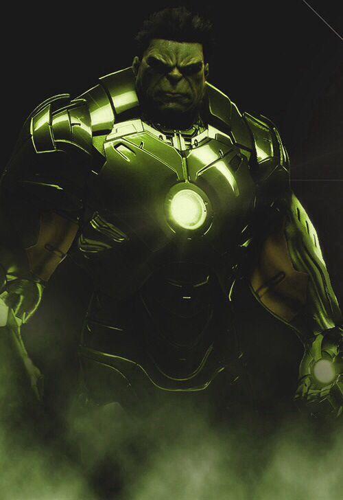 Iron HulkIron Hulk