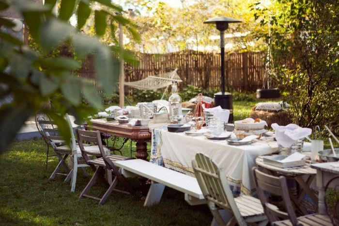 flea market for cheap and easy to move furnishings for a backyard do