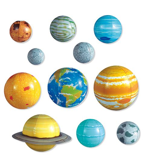 Inflatable Solar System  Oriental Trading