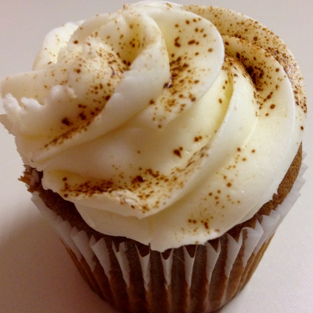 Irish Coffee Cupcakes Recipe — Dishmaps