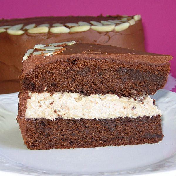 Chocolate Chestnut Cream Torte Recipe - Recipe for Croatian Chocolate ...
