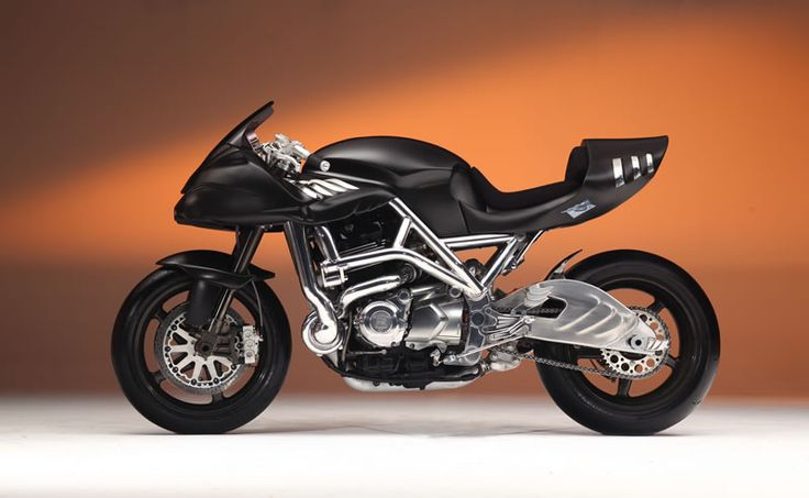 Icon Sheene Motorcycle, Very Cool