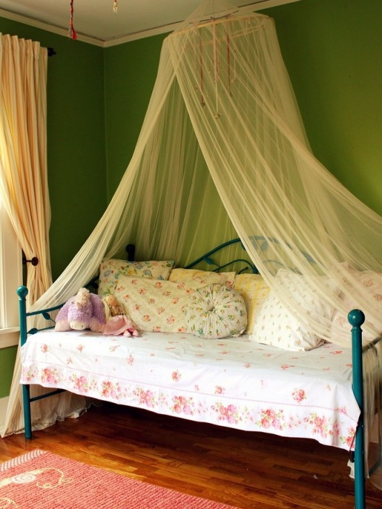 Canopy/Daybed | Baby Girl | Pinterest