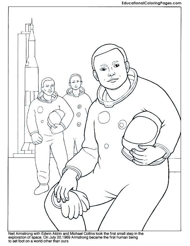 Neil Armstrong Education - Pics about space