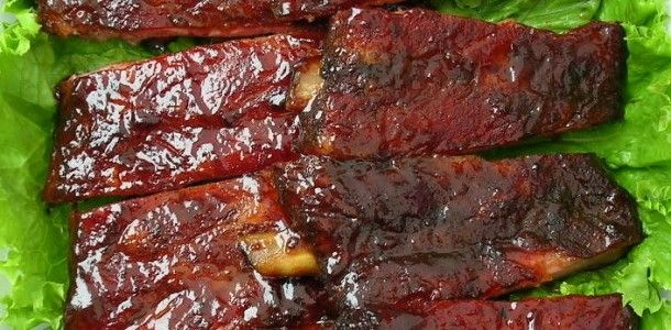 Crock Pot BEST EVER BBQ Ribs | Crockpot Tuesday Recipes | Pinterest