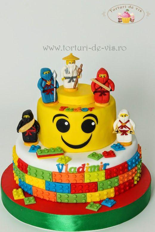 Lego Ninjago pentru Vladimir