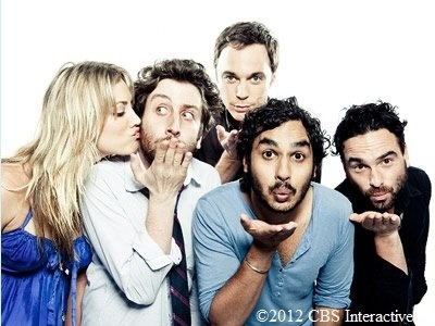 big bang theory valentine day cast