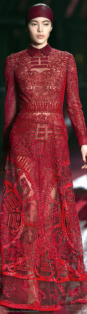 Valentino Shanghai Collection | Haute Couture, 2013/14