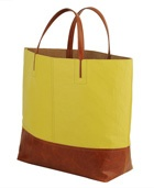 $27 colorblocked tote