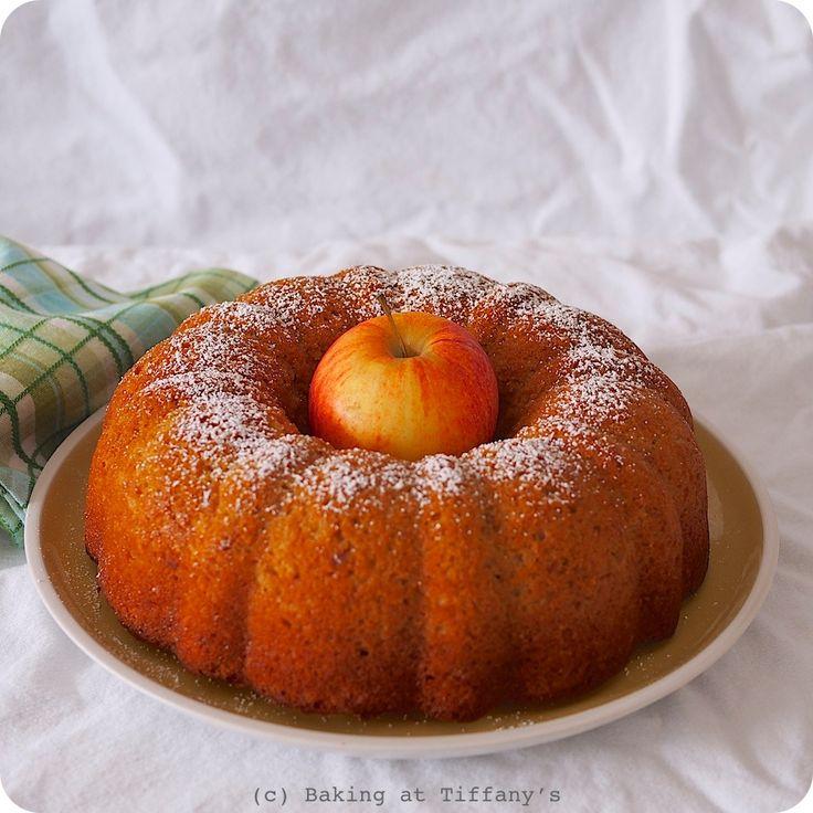 Rum Apple Cake - bakingattiffanys.com | Baking at Tiffany's | Pintere ...