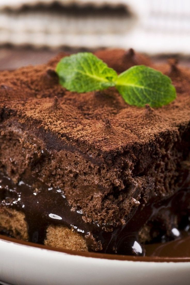 Chocolate Brownie Pudding Recipes — Dishmaps