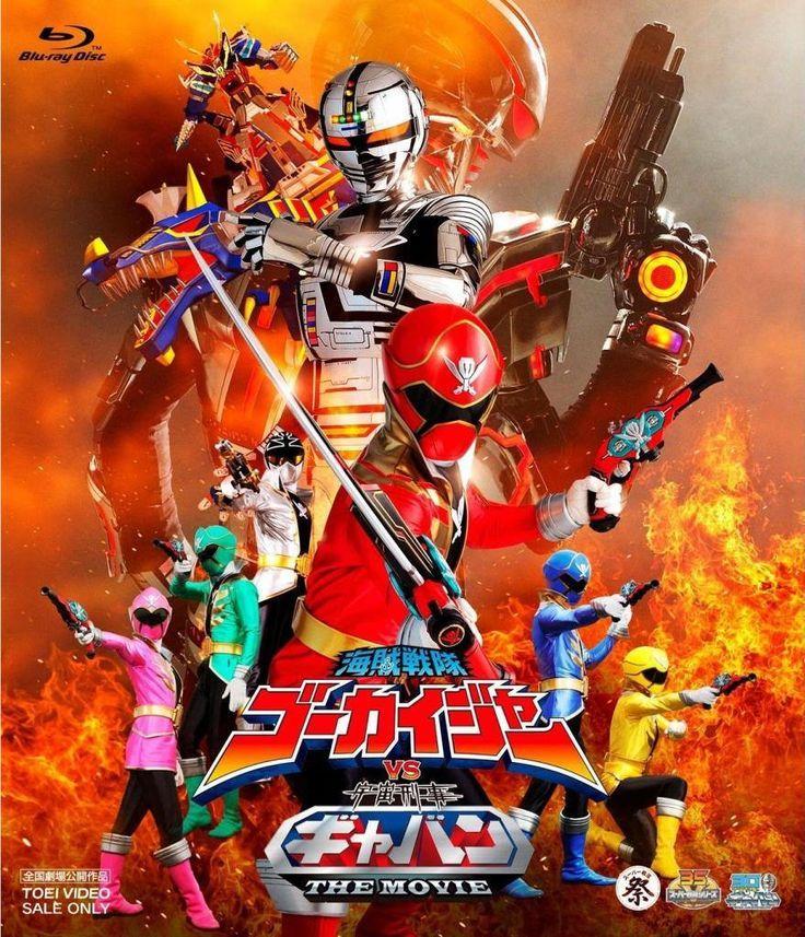 Phim Kaizoku Sentai Gokaiger vs. Uchuu Keiji Gavan: The Movie