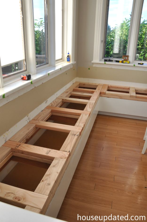 301 moved permanently - Building a kitchen banquette ...