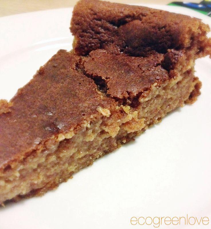 Persimmon Pudding Cake Recipe — Dishmaps