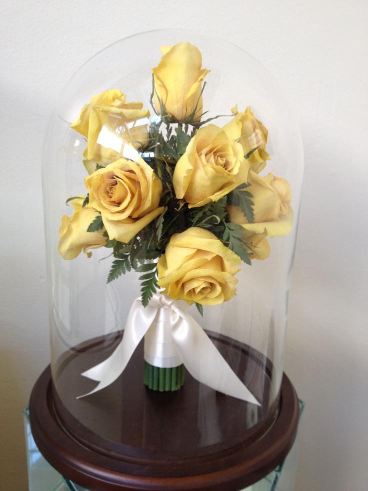 dried bridal bouquet preserved wedding bouquets pinterest