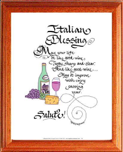 Italian Wedding Quotes