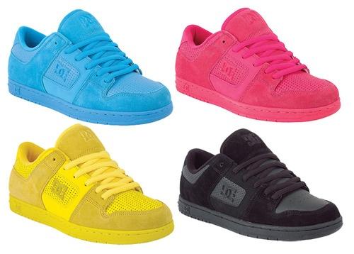 cmyk skater shoes