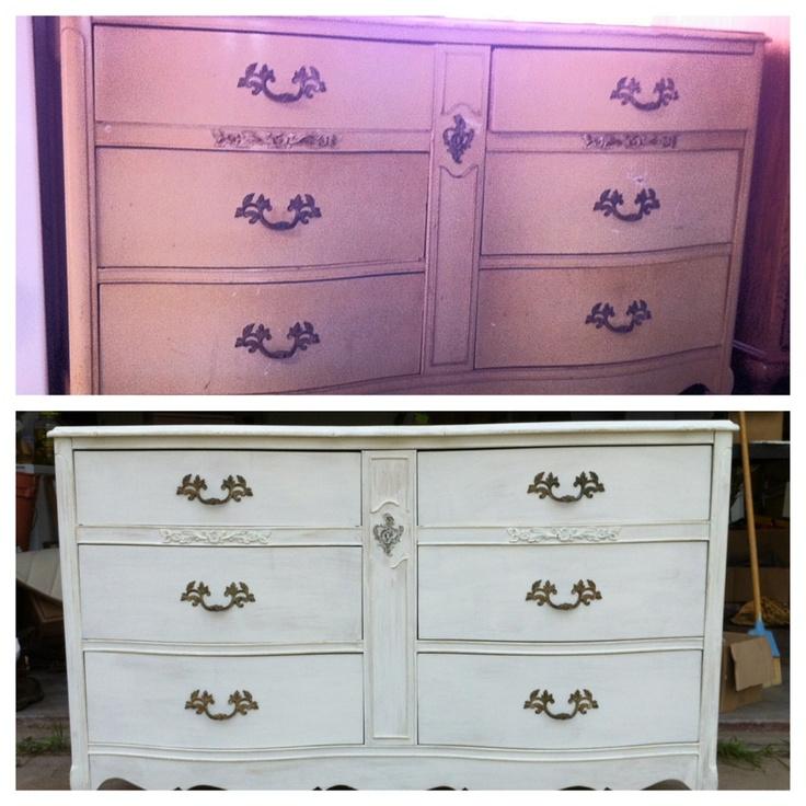 Antique Dresser Makeover Diy My Blog Posts Pinterest