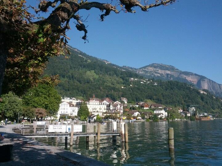 Weggis Switzerland  city images : Weggis, Switzerland | Weggis Switzerland | Pinterest
