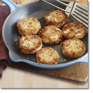 Greek Cheese and Potato Patties | Recipes to Try | Pinterest