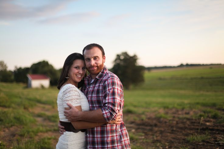 Country engagement pictures our rustic barn wedding pinterest