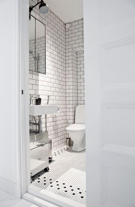 1930 39 s tile hex pattern home elements pinterest for 1930 floor tiles