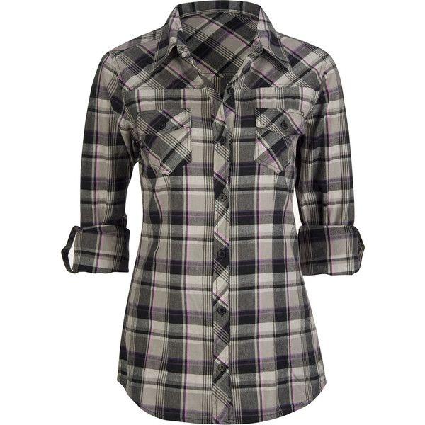 Women 39 s shirts flannels plaid shirts long sleeve for Women s stewart plaid shirt