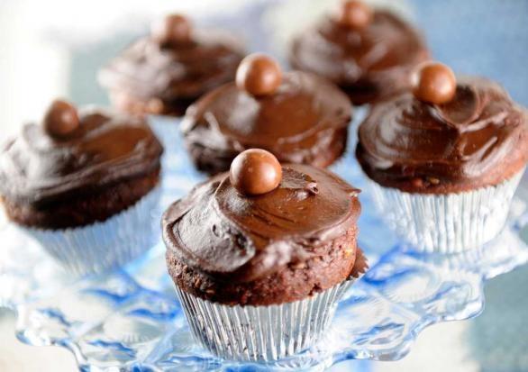 More like this: chocolate malt , cupcakes and chocolates .