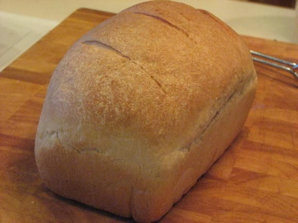 White Sandwich Loaf With Poolish. Photo by Bonnie G #2