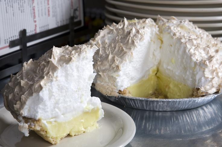Lemon Mile-High Cream Pie | Products I Love | Pinterest