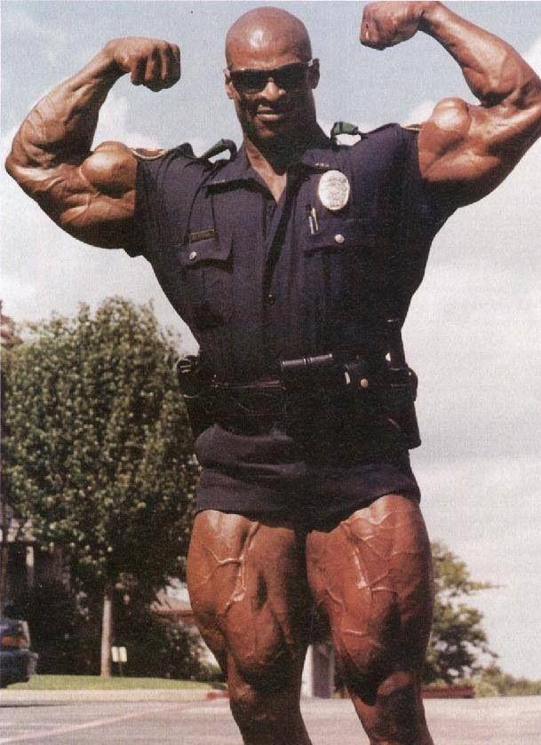 Big Ron! | Bodybuilding | Pinterest