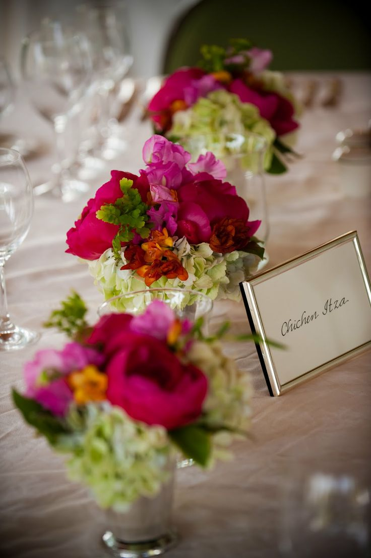 Small centerpieces flowers pinterest
