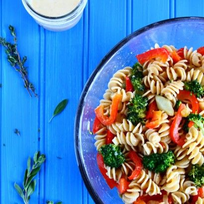 Pasta With Spring Herbs Recipes — Dishmaps